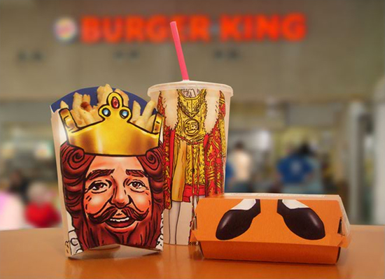 Burger King Concept Package