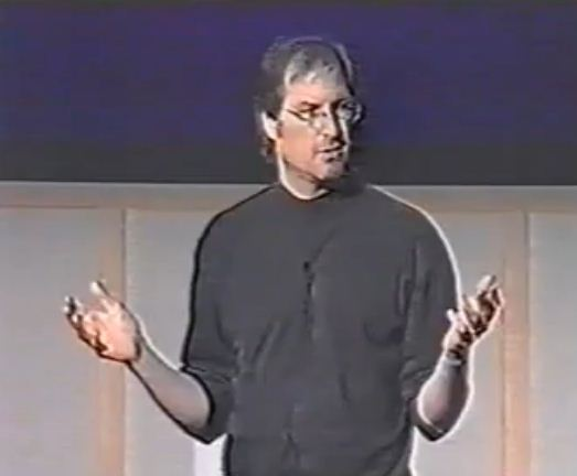 Steve Jobs Oldie but Goodie