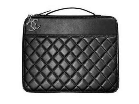 Chanel iPad case