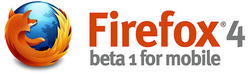 FireFox 4 for mobile beta