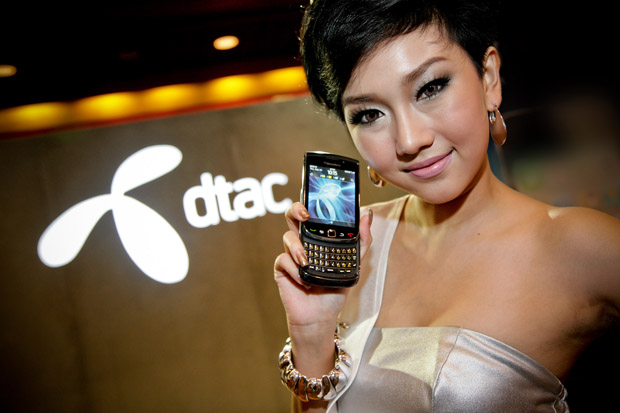 dtac BlackBerry Torch 9800