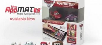 car toy appmates disney