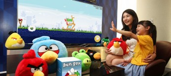 Angry-Bird-on-Samsung-Smart-TV