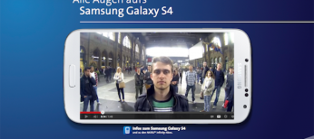 Samsung S4_The Stare Challenge